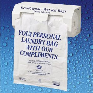 white dispenser large Prem bag