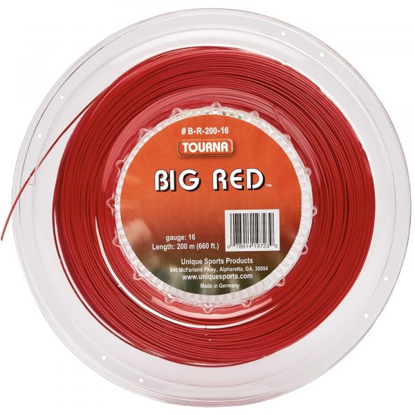 Big Hitter Red (16/17g) 200m Reel