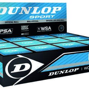 Dunlop Intro Squash Balls - 1 Dozen Balls