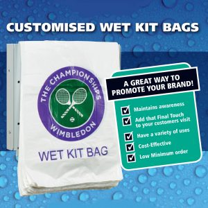 Customised Eco Friendly Wet Kit Bags