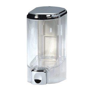 Chrome Lockable Soap Dispenser (350ml)