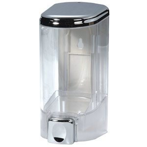 Chrome Lockable Soap Dispenser (800ml)