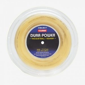 Dura Power 17 Gauge Reel – Racket String