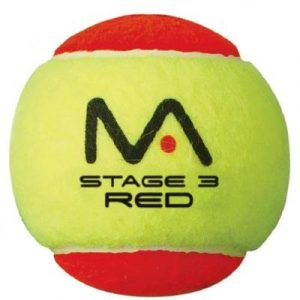 Mantis Stage 3 Red Balls - 1 Dozen Balls