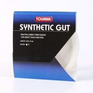 Synthetic Gut 17 Gauge Single Pack – Racket String