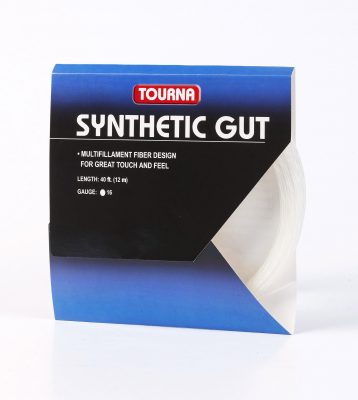 Synthetic Gut 17 Gauge Single Pack – Racket String